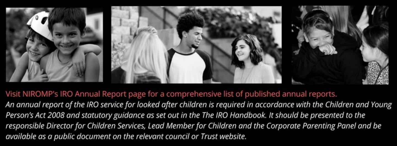 National IRO Managers Partnership