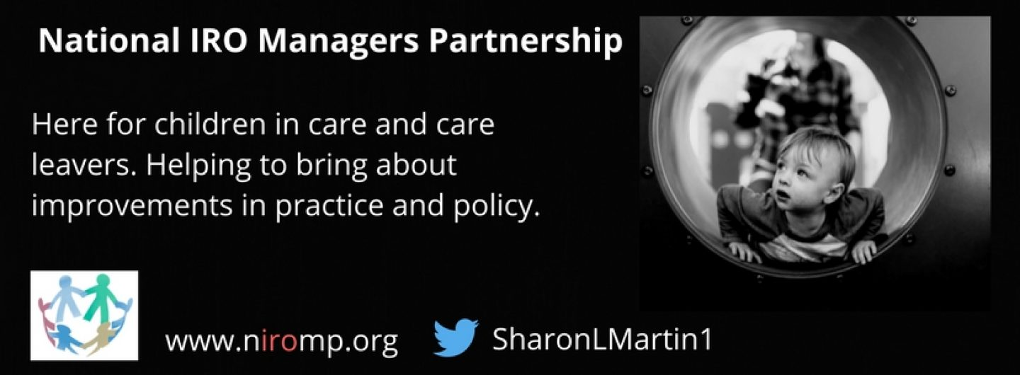 National IRO Managers Partnership