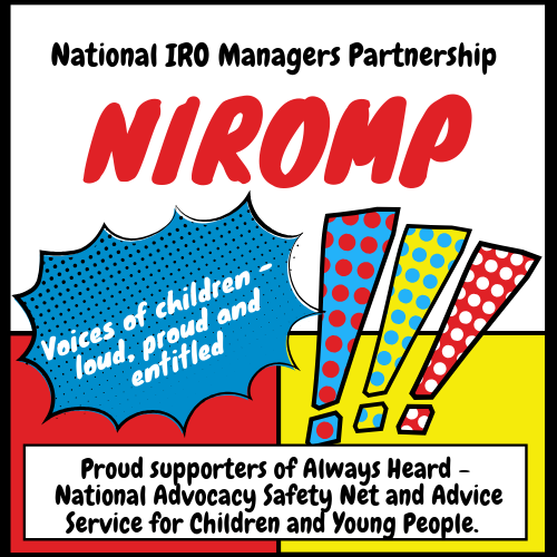 NIROMP proud supporters of Always Heard